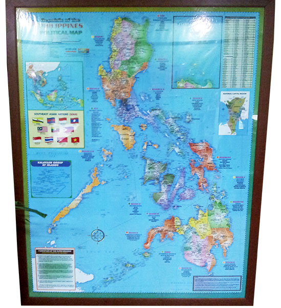 Hydn publishing special products framed wall maps gumiabroncs Images